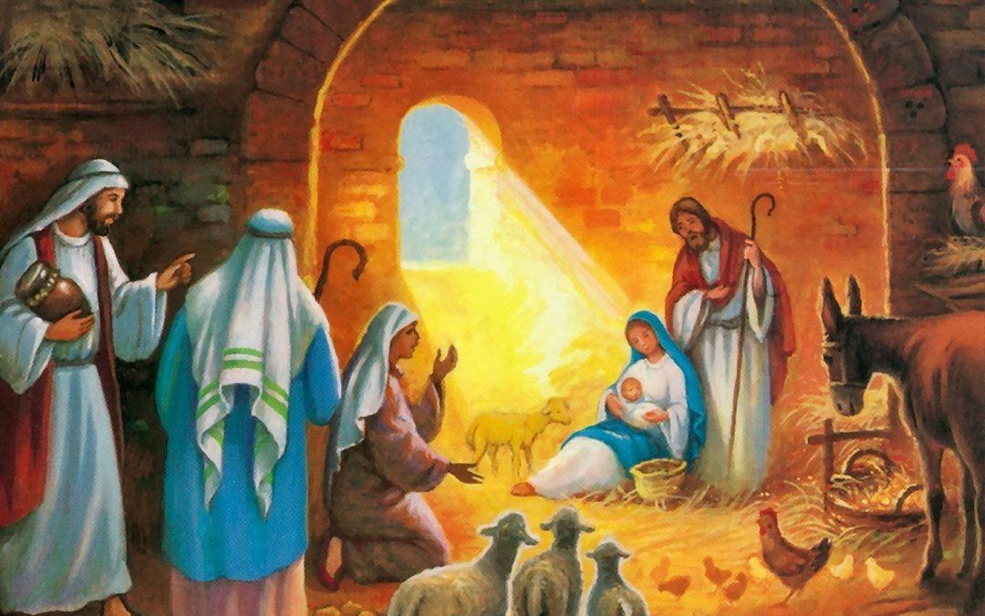 Jesús ha nacido en tu corazón / Viernes 25 de Diciembre 2020