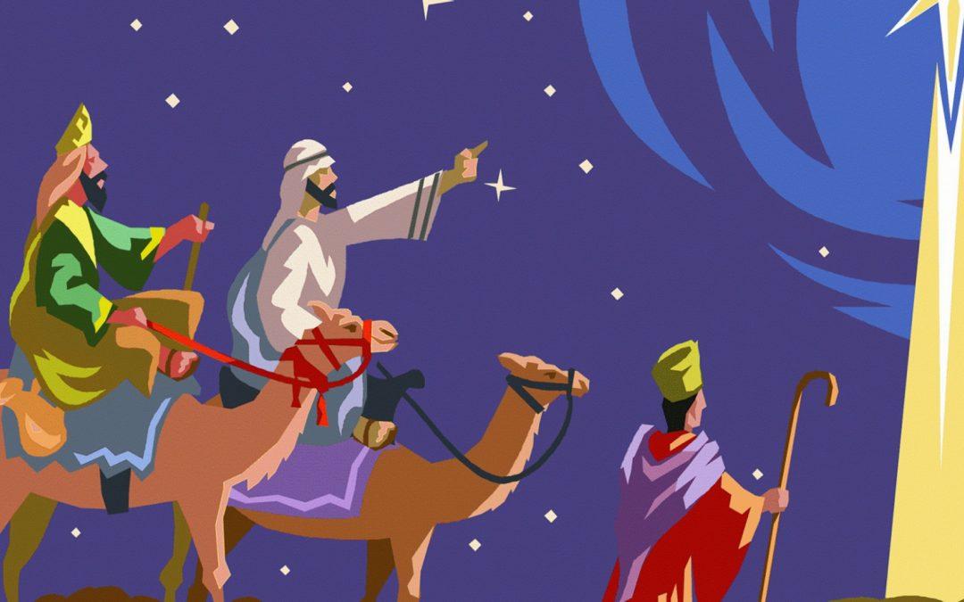 Epifanía los Reyes Magos / Domingo 3 de Enero de 2021