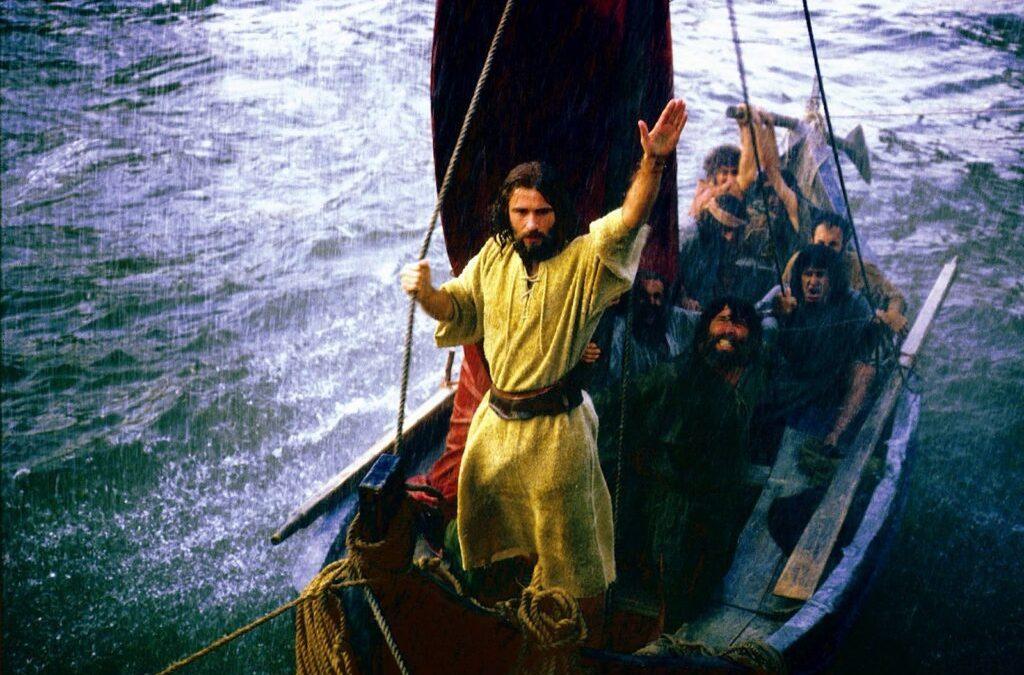 ¿Por qué temes? ¡Jesús jamás te abandona!  / Domingo 20 de Junio de 2021