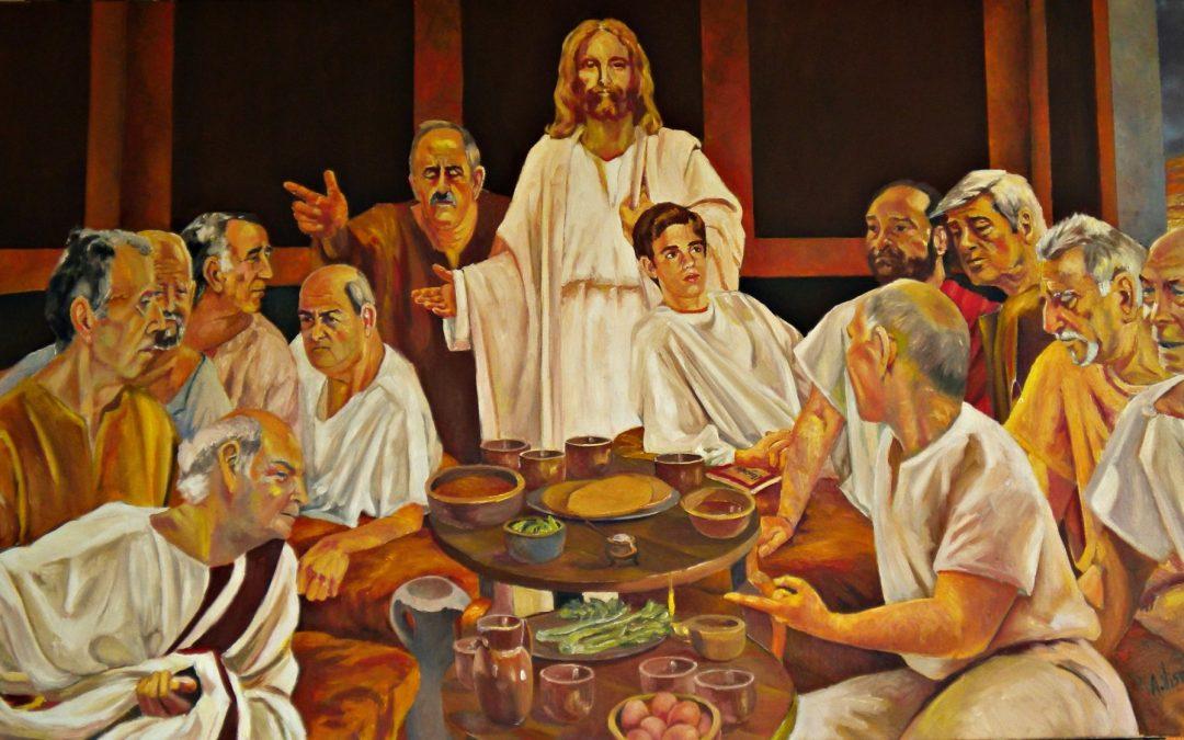 ¡Yo creo en Ti  Jesús! / Domingo  22  de Agosto de  2021