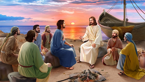¡Todos queremos estar con Jesús! / Domingo 18 de Julio de 2021