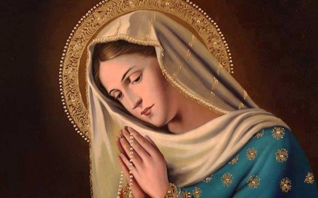 ¡Asunción de la Virgen María! / Domingo 15 de Agosto de 2021